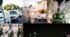 تعقيم الأضرحة فى ايران