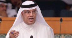 مبارك الحريص وزير الدولة لشئون الخدمات ومجلس الأمة الكويتى