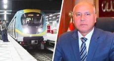 المهندس كامل الوزير وزير النقل ومترو الانفاق