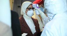 وزيرة الصحة تخضع للحجر الصحي بالصين