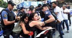 الشرطة التركية - أرشيفية