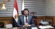 أشرف صبحى وزير الشباب و الرياضة