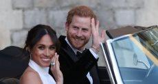 الأمير هارى وزوجته ميجان ماركل دوق ودوقة ساسكس - أرشيفية