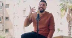 المطرب الشاب أحمد العباسي