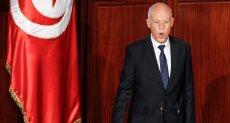 الرئيس التونسى قيس سعيد