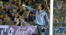 روشتو رتشبر حارس مرمى فريق برشلونة السابق