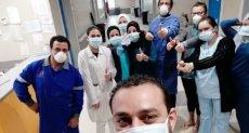 تعافى 6 حالات جديدة من مستشفى الحجر بالإسماعيلية
