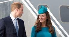 سفر العائلة المالكة