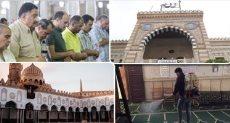 وزارة الأوقاف - المساجد - الصلاة