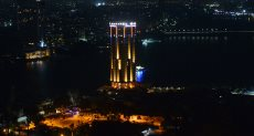 المحروسة من فوق برج القاهرة