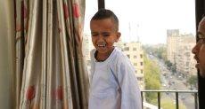 الطفل عبد الله