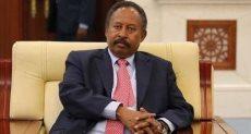 الدكتور عبد الله حمدوك رئيس الوزراء السودانى