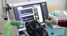 جهاز تنفس صناعى- ارشيفية