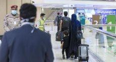 وصول 187 سعوديا إلى الرياض