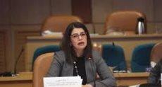دكتورة داليا سمهورى مديرة برنامج الاستعداد للطوارئ