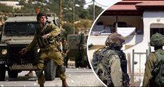 جيش الاحتلال الاسرائيلى