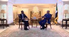 رئيس مجلس السيادة السوداني الفريق أول عبد الفتاح البرهان