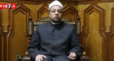 الشيخ محمد الدومى إمام وخطيب بوزارة الأوقاف