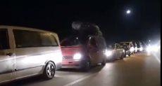 اعادة العالقين المصريين فى ليبيا
