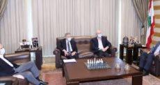 سعد الحريرى ورؤساء الحكومات اللبنانية السابقين