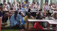صلاة الجمعة فى موريتانيا أمس