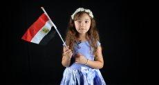 الطفلة رودينا احمد