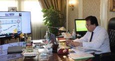 وزير التعليم العالى يترأس اجتماع الأعلى للجامعات أون لاين