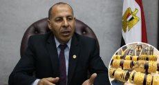 اللواء مهندس عبد الله منتصر رئيس مصلحة الدمغة والموازين