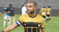 محمود البدرى لاعب الانتاج الحربى