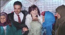 حفل زفاف السيدة البريطانية والشاب التونسى