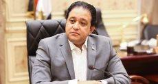 النائب علاء عابد رئيس لجنة حقوق الإنسان بمجلس النواب