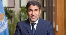 الدكتور أحمد المنظرى المدير الإقليمى لمنظمة الصحة العالمية بشرق المتوسط