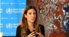 مسؤولة الصحة العالمية