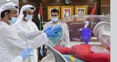 محاولات لمنع تفشى كورونا فى الإمارات