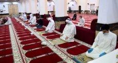 مساجد الكويت أمس