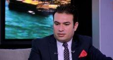 محمد فوزى المتحدث الرسمى لوزارة الرياضة