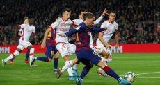 مايوركا ضد برشلونة