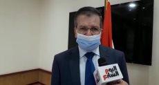 سامى عبد الهادى نائب رئيس مجلس ادارة الهيئة القومية للتامينات الاجتماعية