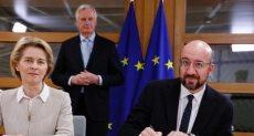 قادة الاتحاد الأوروبى