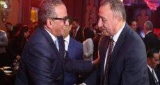 محمود الخطيب و عمرو الجنايني
