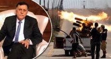 الأحداث فى ليبيا