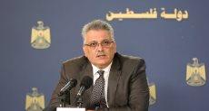 رئيس سلطة المياه الفلسطينى مازن غنيم