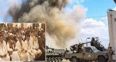 الوضع فى ليبيا