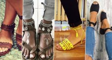 الأحذية