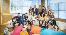 أكبر عائلة بريطانية