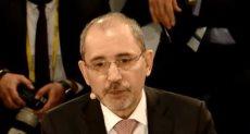 وزير الخارجية الأردنى أيمن الصفدى
