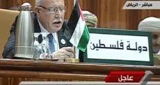 وزير خارجية فلسطين