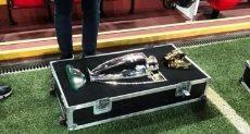 كأس الدوري الإنجليزي فى انفيلد