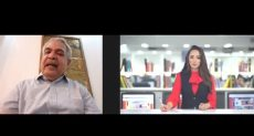 تغطية تلفزيون اليوم السابع الخاصة لافتتاح الرئيس لمصانع الروبيكي
