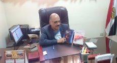 الدكتور هشام عبد الدايم عميد معهد الكبد القومى بالمنوفية